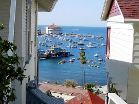 Avalon,Catalina Island.California