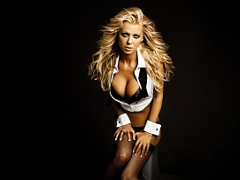 Tara Reid playboy wallpapers