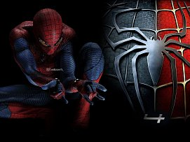 Spider man 4 tapeta na plochu PC
