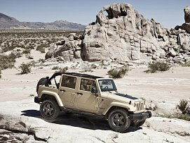 Jeep wrangler mojave wallpapers